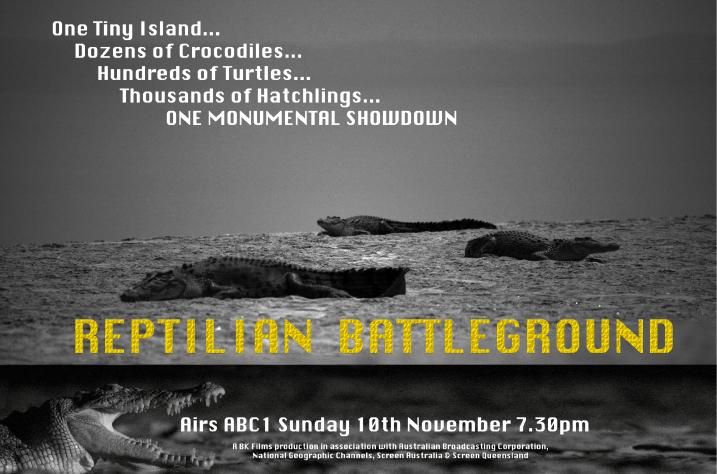 Reptilian Battleground